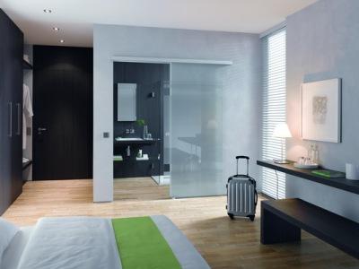 schiebet ren glas. Black Bedroom Furniture Sets. Home Design Ideas